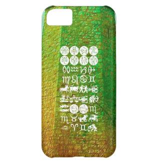 Zodiac Astrology Symbol : BirthStar Goodluck Charm iPhone 5C Case