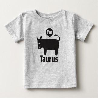 Zodiac Baby Tees-Taurus Baby T-Shirt