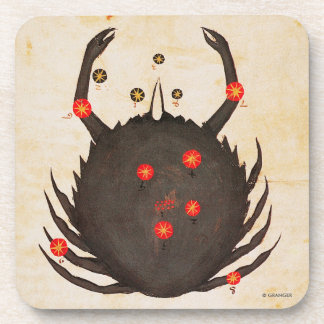 Zodiac: Cancer, C1350 Coasters