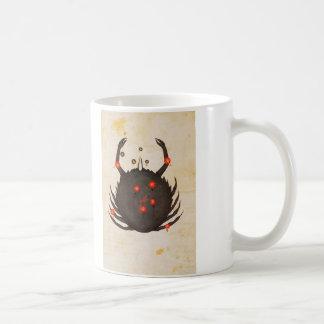 Zodiac: Cancer, C1350 Basic White Mug