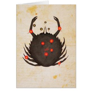 Zodiac: Cancer, C1350 Note Card
