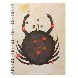 Zodiac: Cancer, C1350 Spiral Notebooks