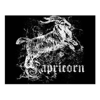 Zodiac Capricorn Postcard