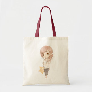 Zodiac Fairy Virgo Tote Bag