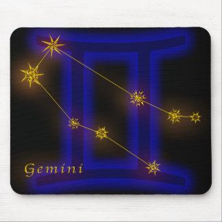Zodiac - Gemini Mouse Mat