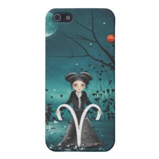 Zodiac Goth Girls Aries iPhone5 Case iPhone 5/5S Covers