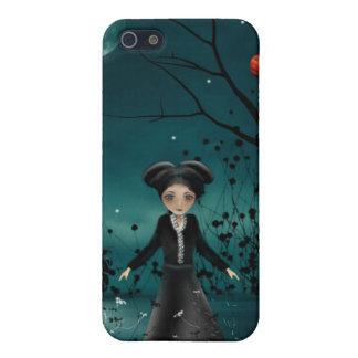 Zodiac Goth Girls Aries iPhone Case iPhone 5/5S Cover