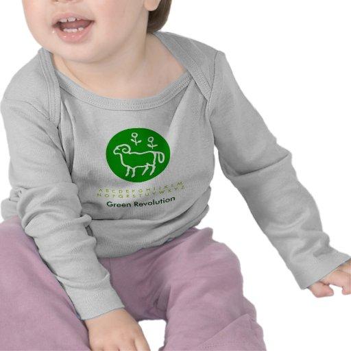Zodiac Green RAM T-shirt