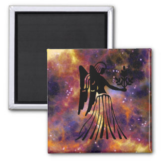 Zodiac Horoscope Sign Virgo Magnet