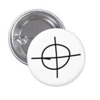 Zodiac Killer Cipher Symbol Pin