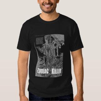 Zodiac Killer Shirts