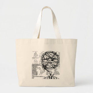 ZODIAC LARGE TOTE BAG