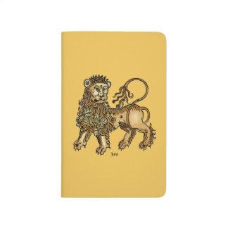 Zodiac: Leo, 1482 Journal