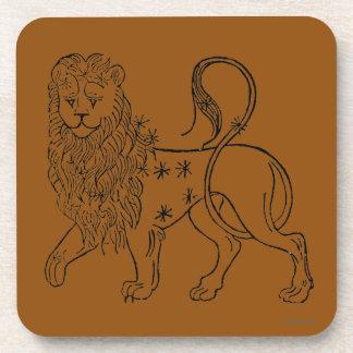 Zodiac: Leo, 1494 Coaster