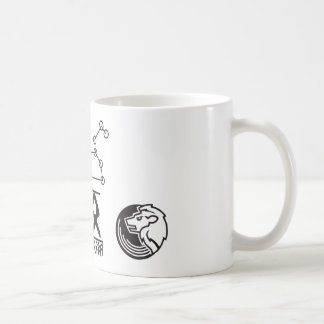 Zodiac Leo Coffee Mug