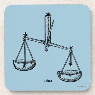 Zodiac: Libra, 1482 Beverage Coasters