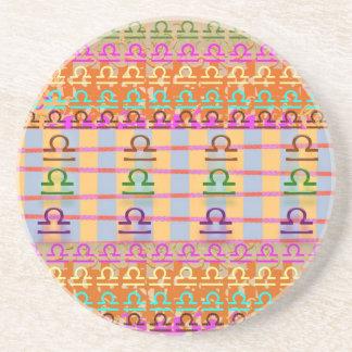 ZODIAC Libra  Shining Stars Coaster