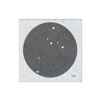 Zodiac Magnet (Leo) Stone Magnet