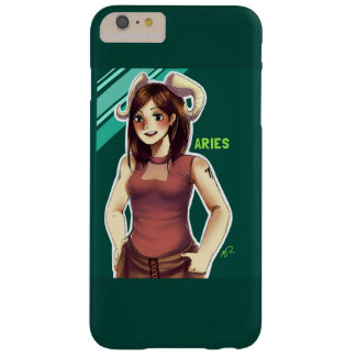Zodiac Manga Character - Aries the Ram Barely There iPhone 6 Plus Case