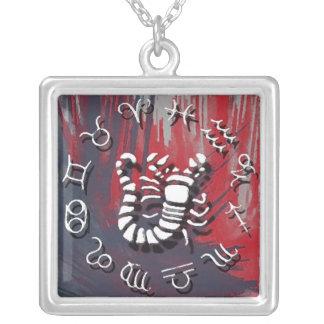 Zodiac Necklace - Scorpio
