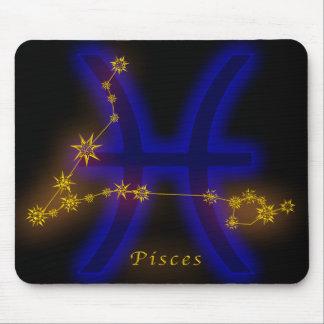 Zodiac - Pisces Mouse Mat