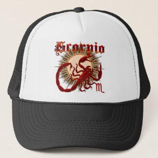 Zodiac Scorpio-Design-1 Trucker Hat