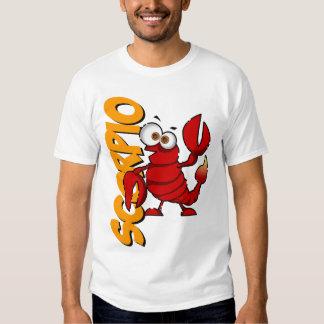 zodiac SCORPIO shirt