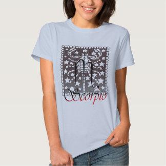 Zodiac Scorpio Top Tee Shirt