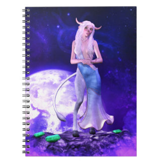Zodiac Series: Taurus Notebook