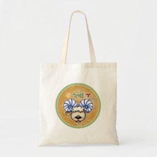 Zodiac Sign Aries - March & April Birthdays Bags