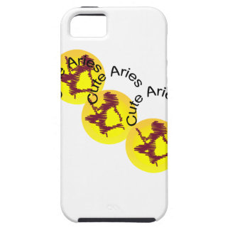 Zodiac Sign Aries to Capricorn Icons One. iPhone 5 Case
