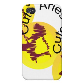 Zodiac Sign Aries to Capricorn Icons Two. iPhone 4 Cover