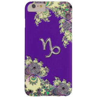 Zodiac Sign Capricorn Celtic Fractal Barely There iPhone 6 Plus Case
