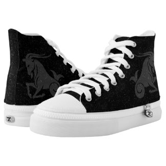 Zodiac sign Capricorn High Tops