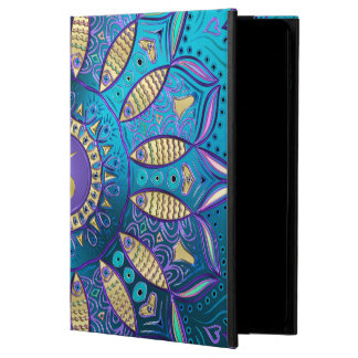 Zodiac Sign Capricorn Mandala Powis iPad Air 2 Case
