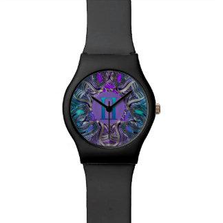 Zodiac Sign Gemini Mandala Watch