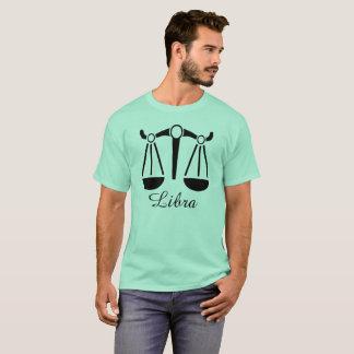 Zodiac Sign Libra Astrology Symbol mens Shirt