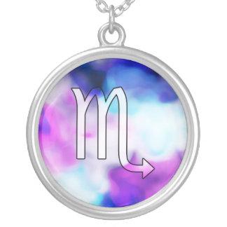 Zodiac Sign Necklace - Scorpio