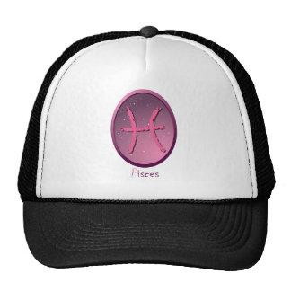 Zodiac sign Pisces Hats