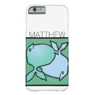 Zodiac Sign Pisces personalized Birthday case