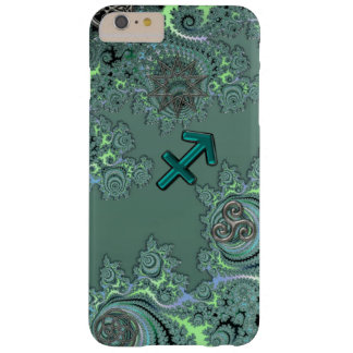 Zodiac Sign Sagittarius Celtic Fractal iPhone Case Barely There iPhone 6 Plus Case