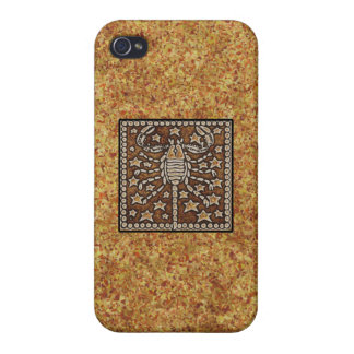 ZODIAC SIGN SCORPIO COVERS FOR iPhone 4