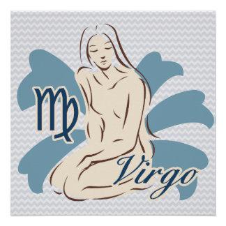 Zodiac Sign Virgo Symbol