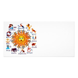 Zodiac-Signs-All-V-1 Custom Photo Card