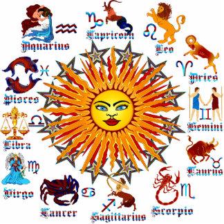 Zodiac-Signs-All-V-1 Photo Sculpture Decoration