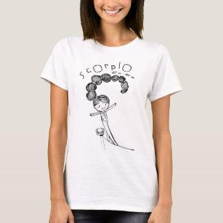 Zodiac Signs: Scorpio-F T-Shirt