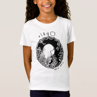 Zodiac Signs: Virgo-K1 T-Shirt