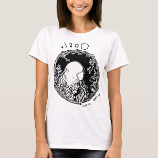 Zodiac Signs: Virgo T-Shirt