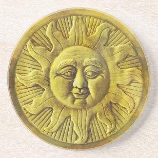 Zodiac Sun Coaster