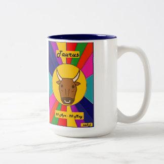 Zodiac Sun Mug - Taurus